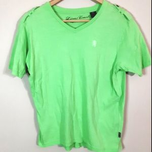 3 for $20 English Laundry | neon vneck tee